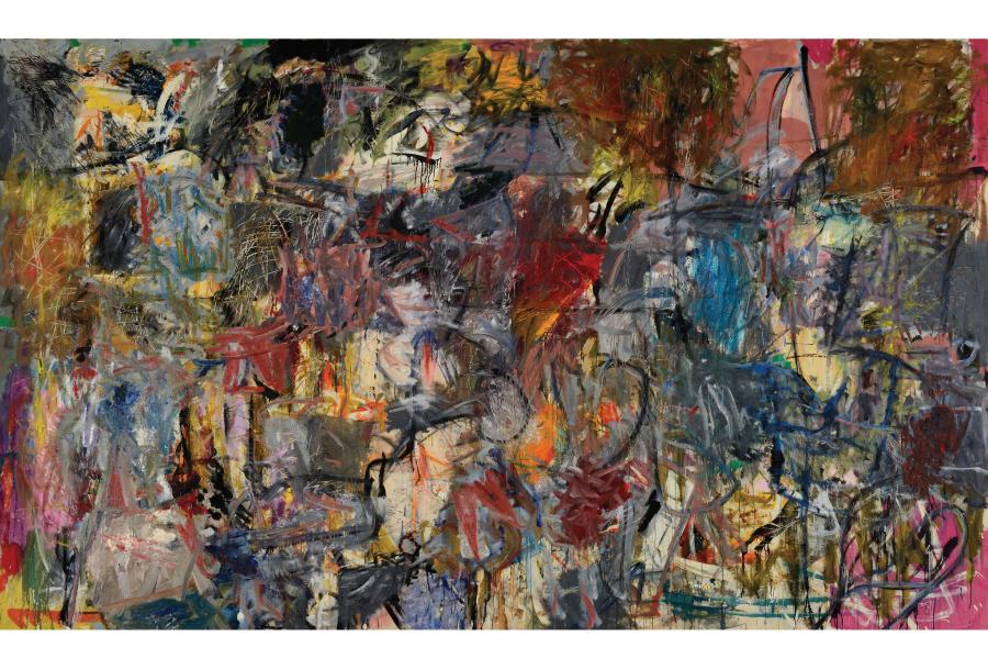 80s Paintings  Gary Wragg Studio