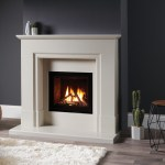 Acombe with DL500 gas fire