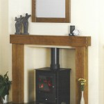 Beamish fireplace