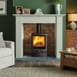 Vogue in inglenook fireplace