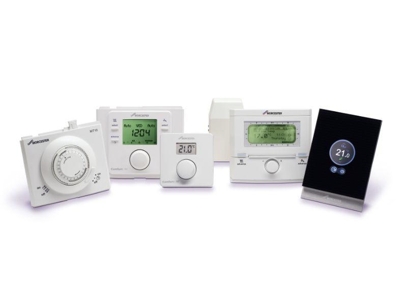 Worcester Bosch Control Range