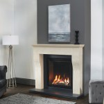 Cottage surround with DL800 gas fire