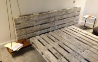 Pallet Bed Frame | Pallet Furniture UK