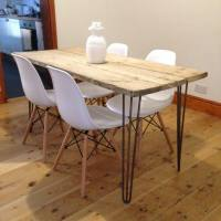 Scaffold Board Table | Pallet Furniture UK