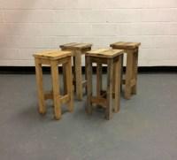 Bar Stool Hire | Pallet Furniture