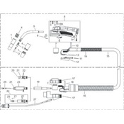 Thermal Arc Hefty 376395C Motor Control Pcb 376395C