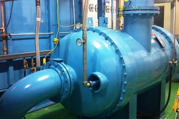 Gas Tube Quench Circuit