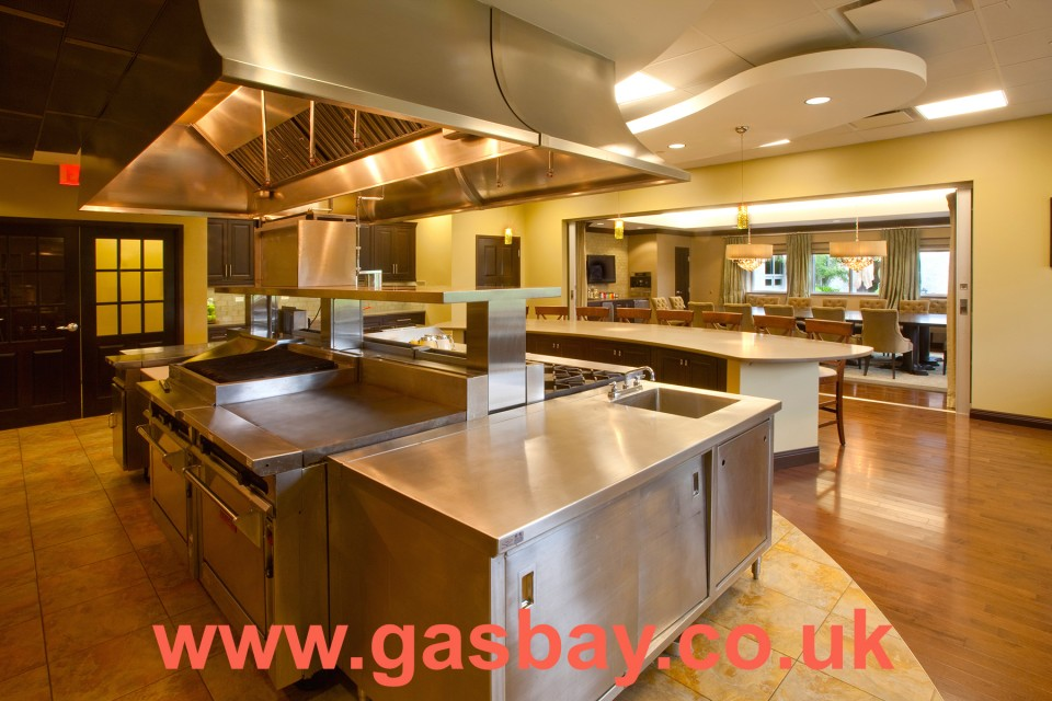 Commercial Kitchen Layout