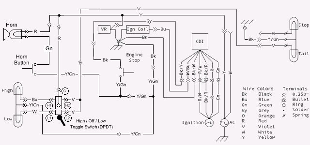 thread superswitch and a dpdt schematic here