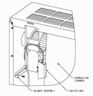 Wiring Diagram For A Space Heater. Wiring. Wiring Diagram Site