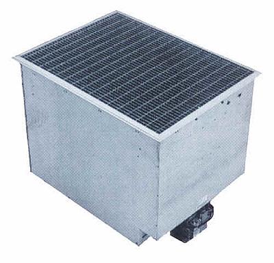 Williams 4505621A Floor Furnace