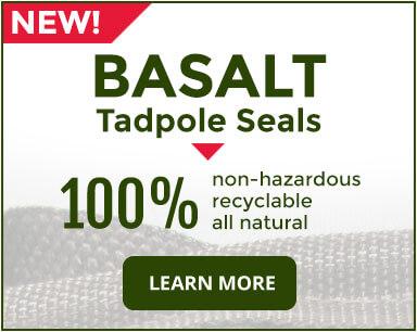 Basalt Tadpole Seals
