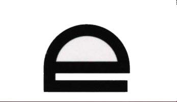 "3/8 x 1/2 Extruded Silicone ""e"" Seal"