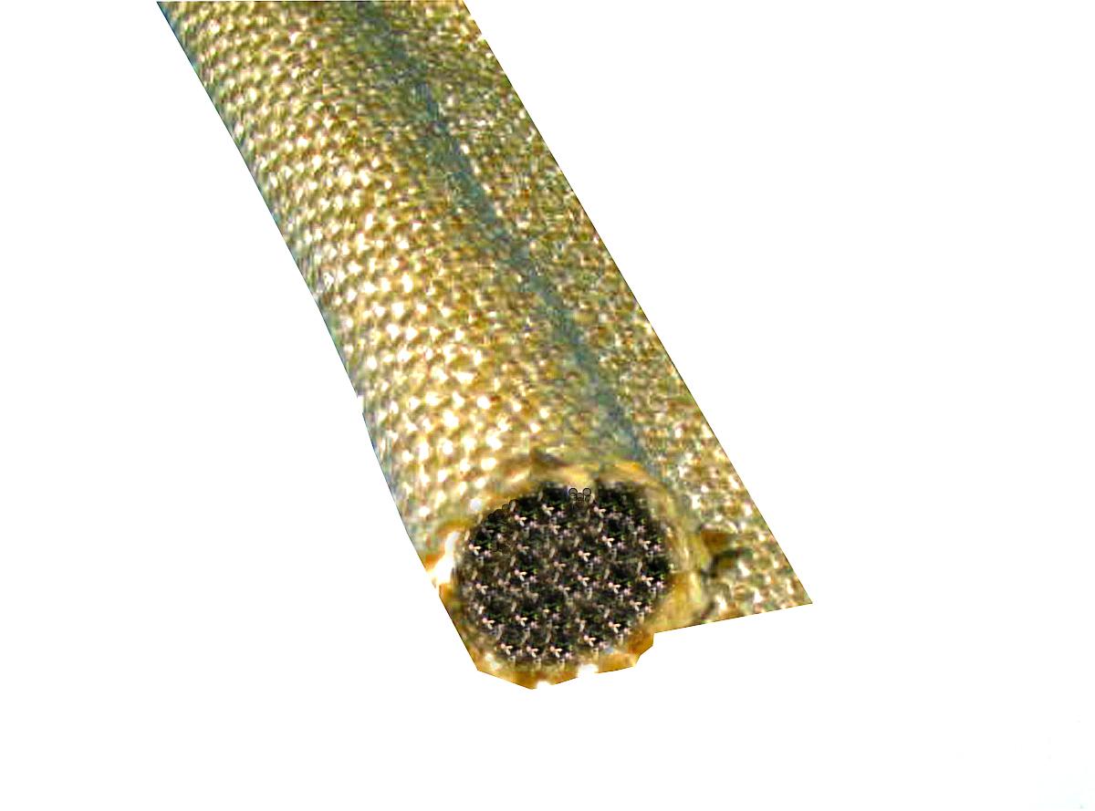 Tadpole Seals Fiberglass Cover Inconel Core Gaskets Inc