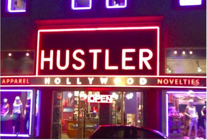 hustler hollywood san diego gaslamp