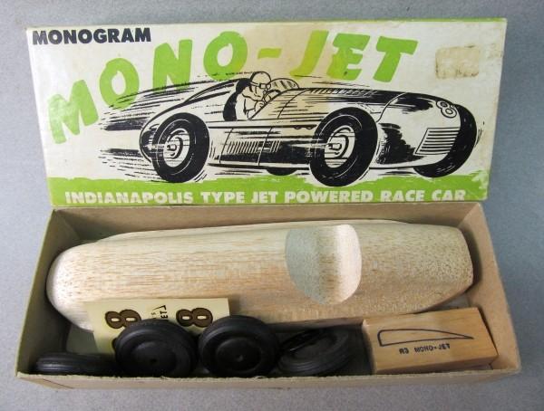 vintage monogram model kits
