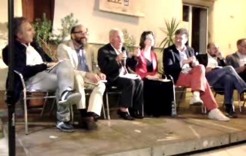 Video del Premio Racalmare di Grotte 2013: presentazione del libro sulla storia del premio, di Linda Criminisi