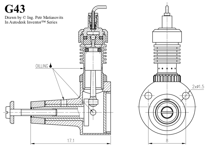 Gasparin CO2 Motors