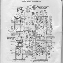 Pump Parts Diagram 4 Way Round Trailer Plug Wiring Tokheim Gas Hand Pumps
