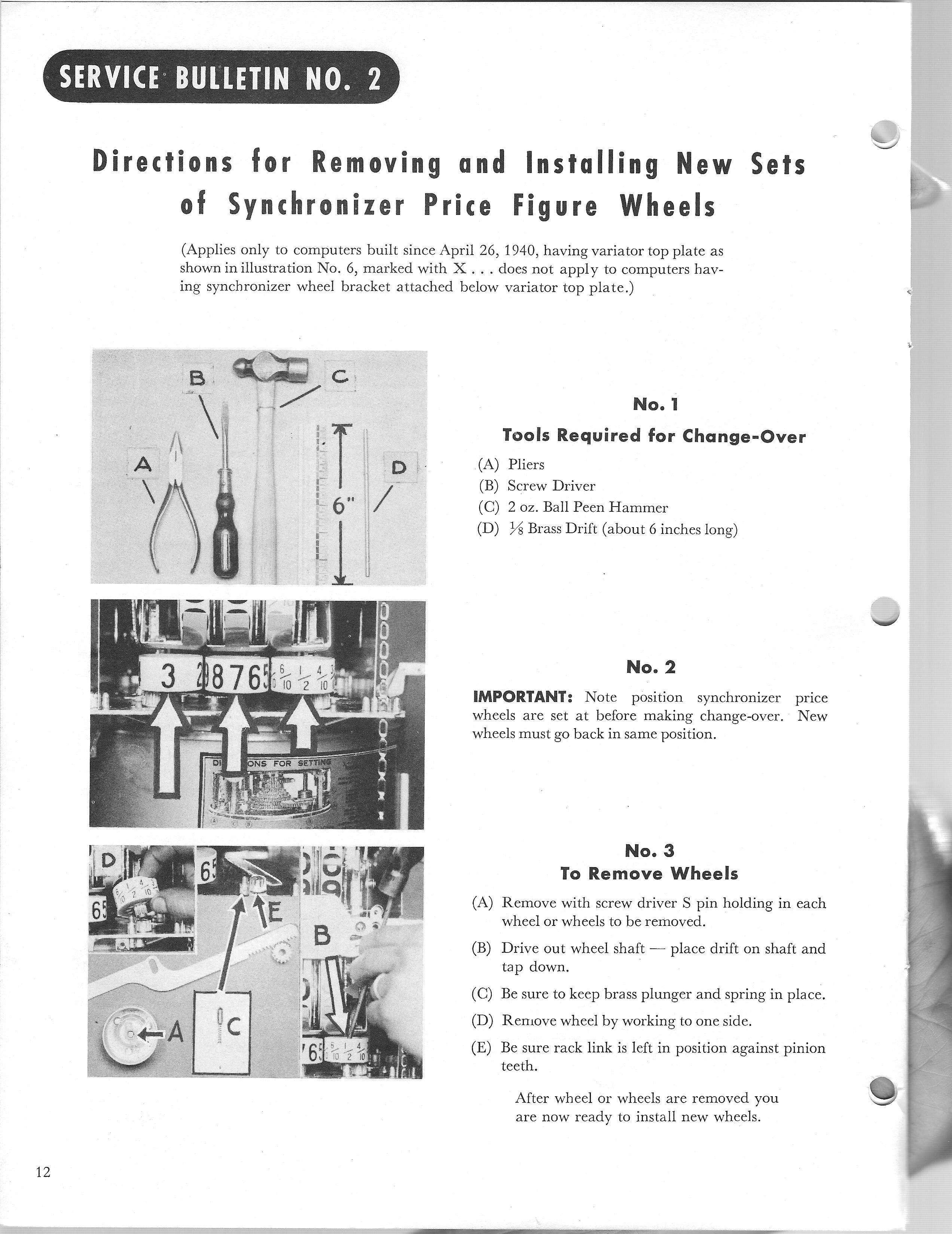 Veeder Root Service Manual