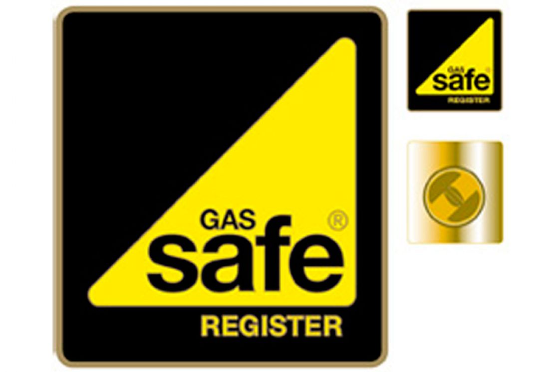 Gas Safety Shop Gas Safe Logo Pin Badge  20 x 20mm