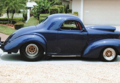 41 Willys Coupe For Sale
