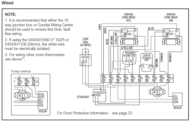 Honeywell Sundial S Plan honeywell s plan wiring diagram s plan wiring diagram at gsmx.co