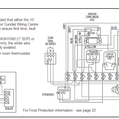 Honeywell Sundial Wiring Diagram Y Plan Ford Radio Harness Central Heating Diagrams - S Gas Support Services
