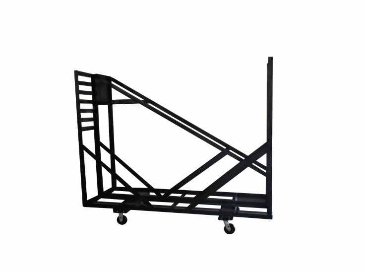 Pipe and Drape Party Cart