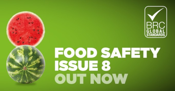BRC Issue 8