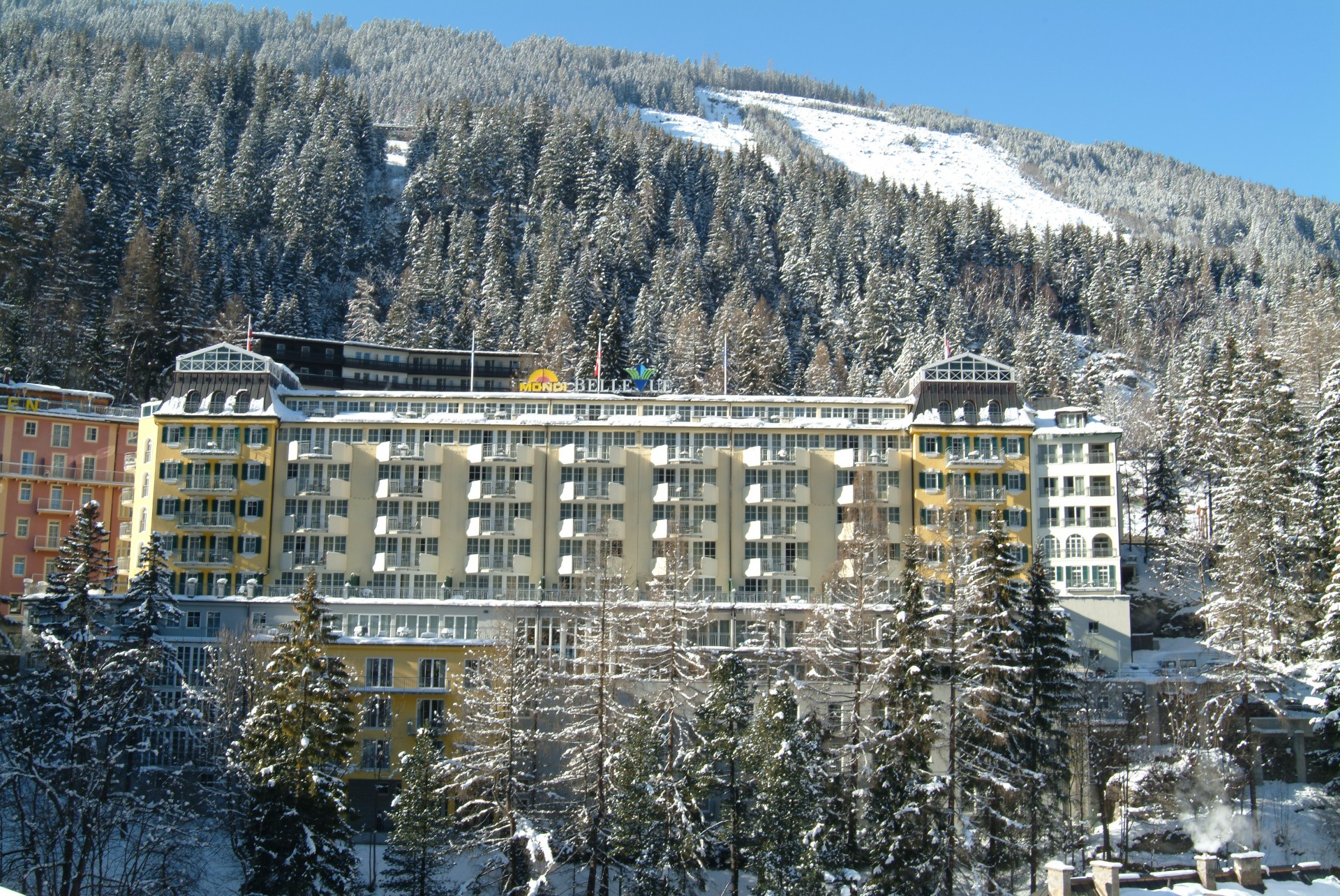 MONDI HOLIDAY Bellevue Bad Gastein 4 Stars In Gastein