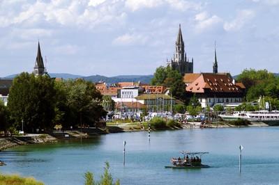 Konstanz am Bodensee  Gastgeberverzeichnis Bodensee