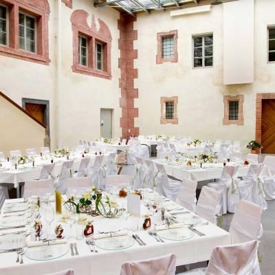 Großer Saal im Salzhof in Freistadt - Catering: Gasthaus Vis A Vis