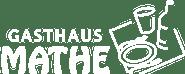Gasthaus Mathe logo