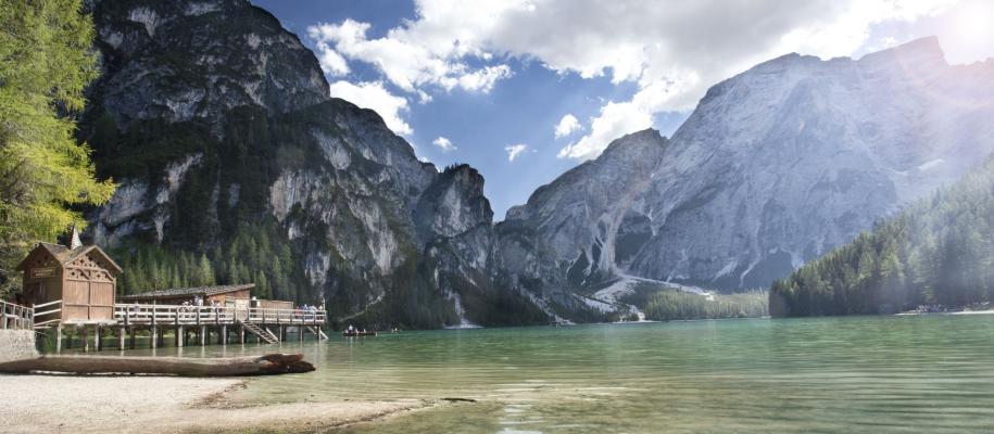 Vacanza attiva Alta Val Pusteria Dolomiti escursioni