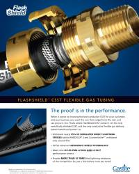 Gastite Flexible Gas Piping System