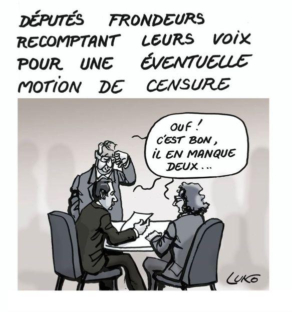 frondeurs