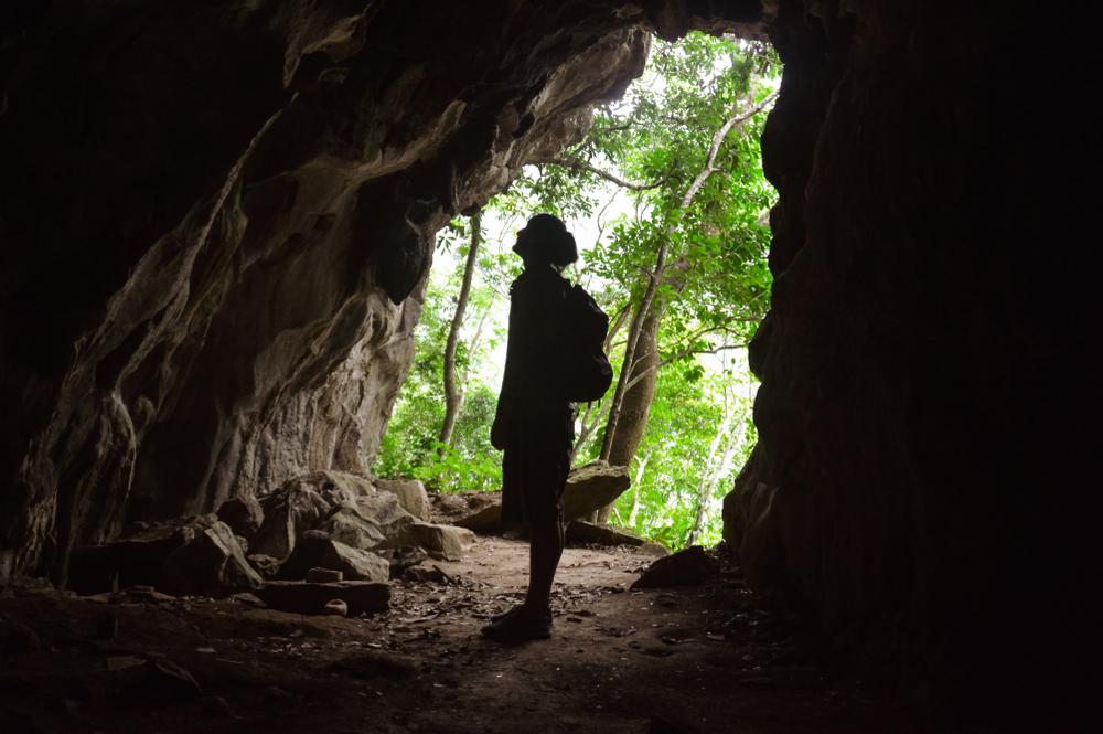 Caves in Arkansas