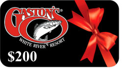 Gaston's $200 Gift Card