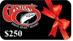 Gaston's $250 Gift Card