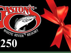 Gaston's $250 Gift Card
