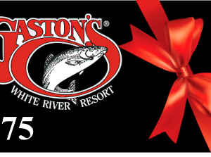 Gaston's $75 Gift Card