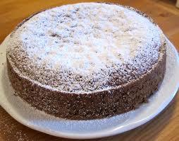 torta di noci