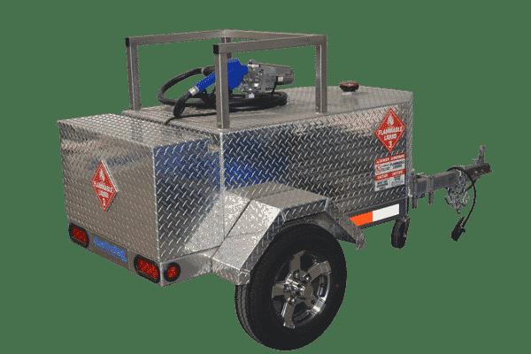Gas Trailer Contractor 110 Deluxe