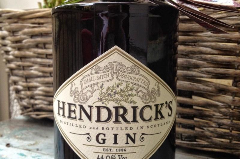 Getrunken: Hendrick's Gin