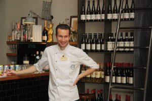 Jan-Philip Cleusters beim Cooking Star im LukulusT Leipzig
