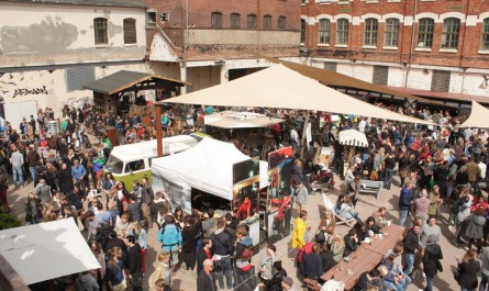 The Market - Streetfood, Design- und Vintagemarkt