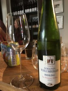 Domaines Schlumberger Riesling 2013