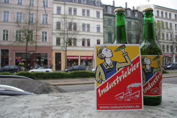 Getrunken: Industriebier