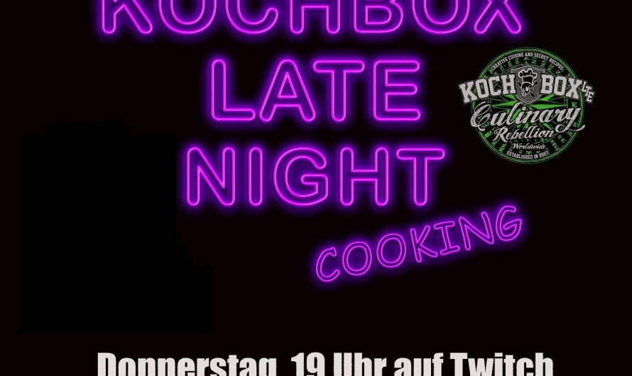 Kochbox Late Night Cooking